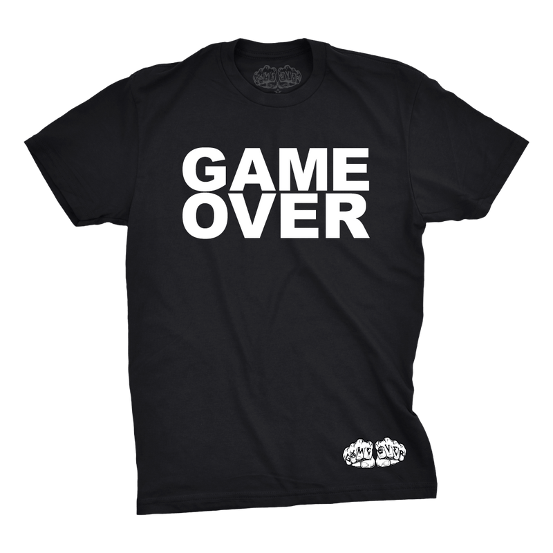 Game Over Favorite T-shirt