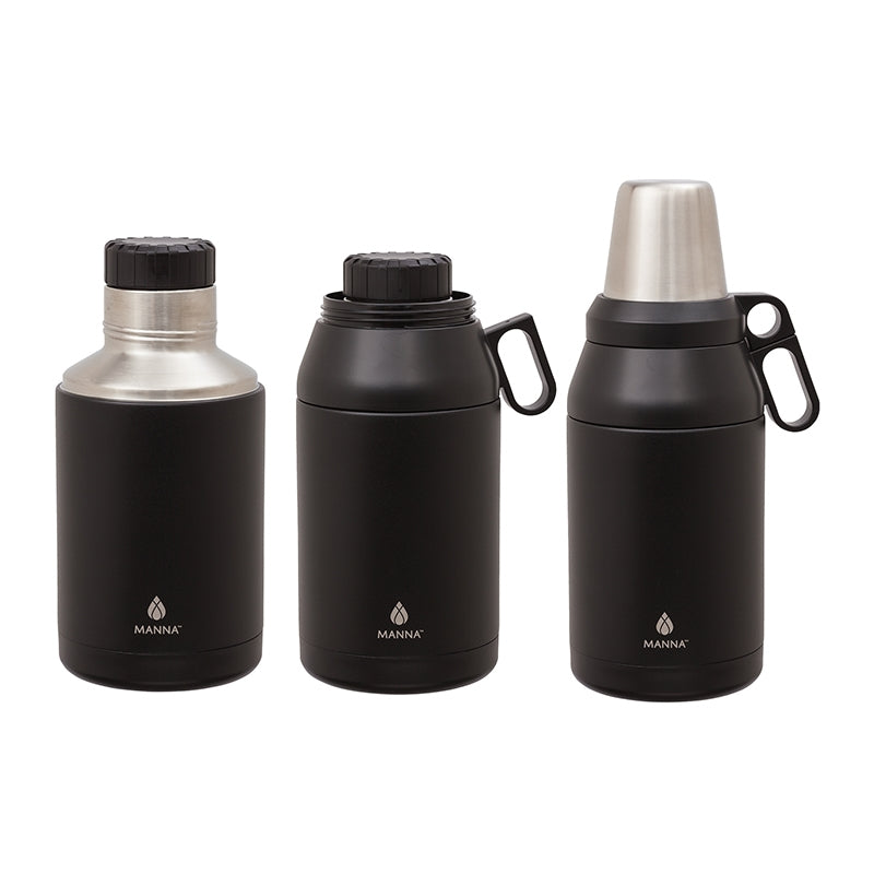 Manna 64 oz. Stack Growler