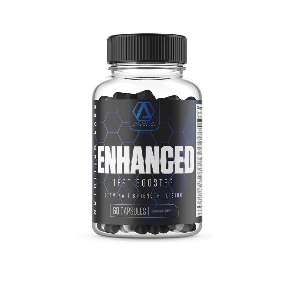 Enhanced - Testosterone Booster
