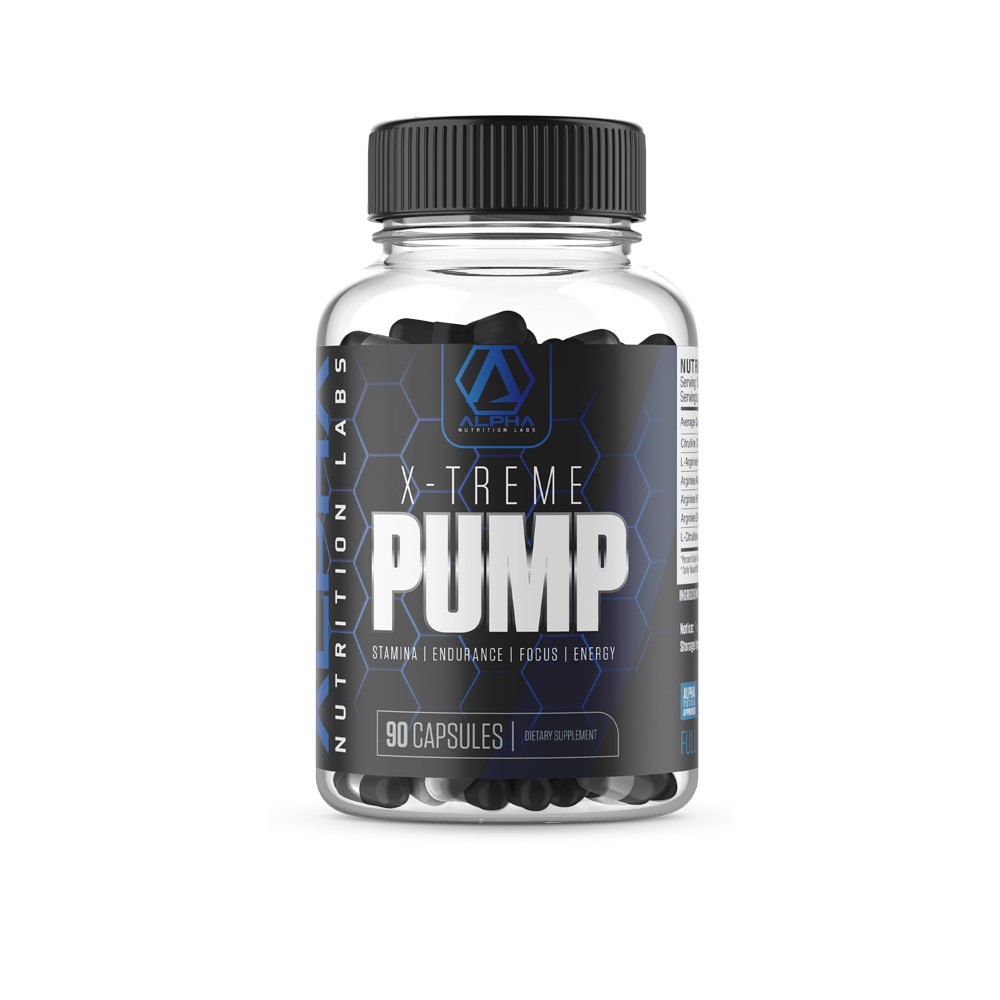 Alpha X-Treme Pump