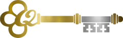 quarter key golden key