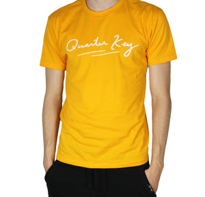 Signature T-Shirt - Golden