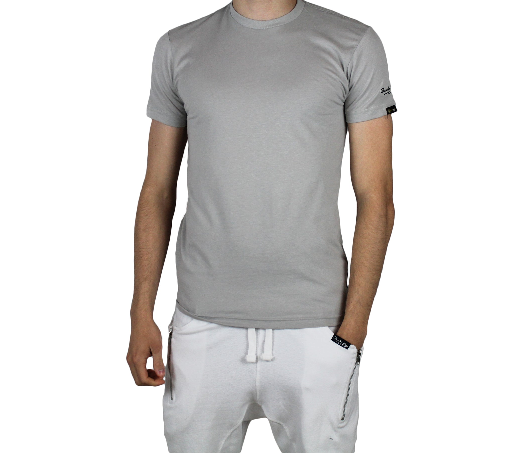 The Luxe T-Shirt Grey