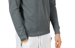 The Grayscale Luxe Long Sleeve T-Shirt