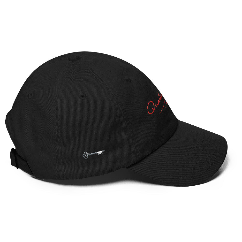 Key & Signature Hat - Black Edition