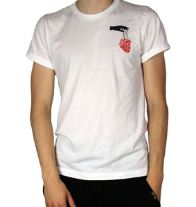Playing Hearts T-Shirt - White