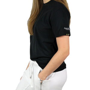 The Luxe T-Shirt Black