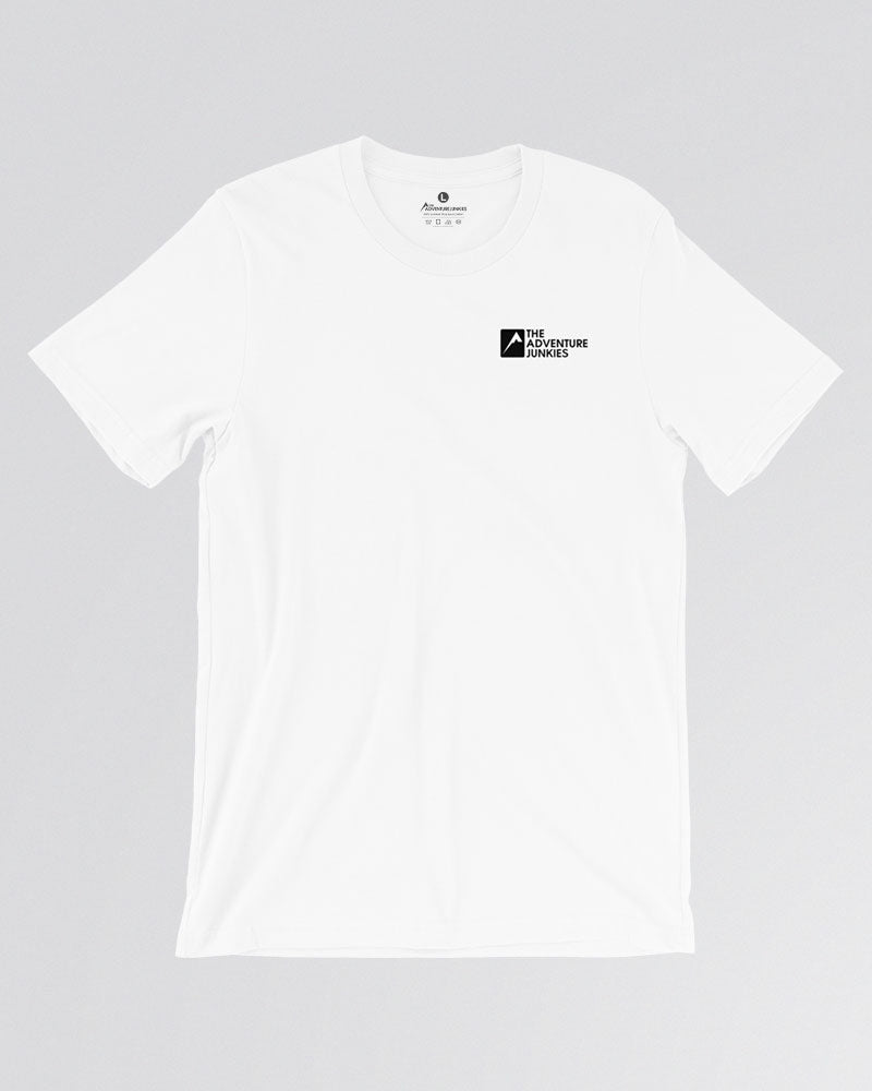 Men's Shark Fin Logo Tee