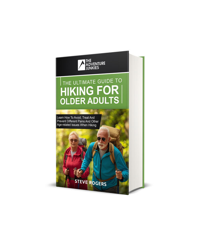 The Ultimate Guide To Hiking For Older Adults (e-Book)