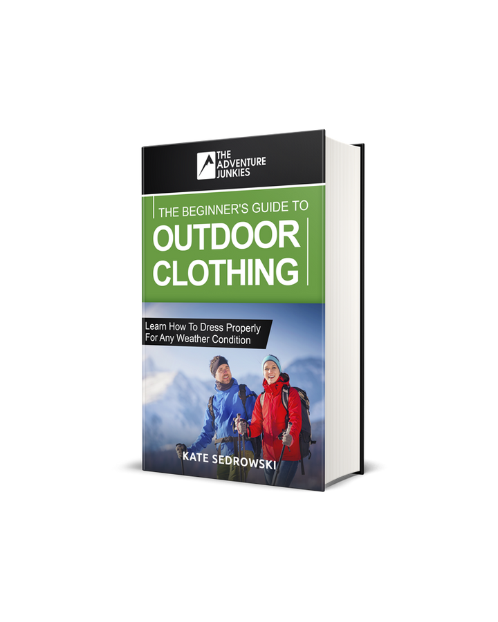 The Beginner's Guide To Outdoor Clothing (e-Book)