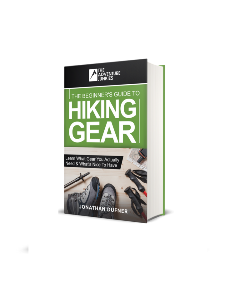 The Beginner's Guide to Hiking Gear - eBook