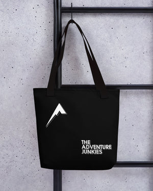 Adventure Junkies Eco Tote Bag