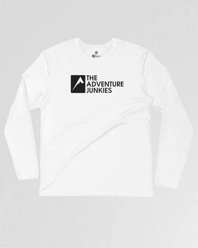 Men's - Long Sleeve Logo Shirt