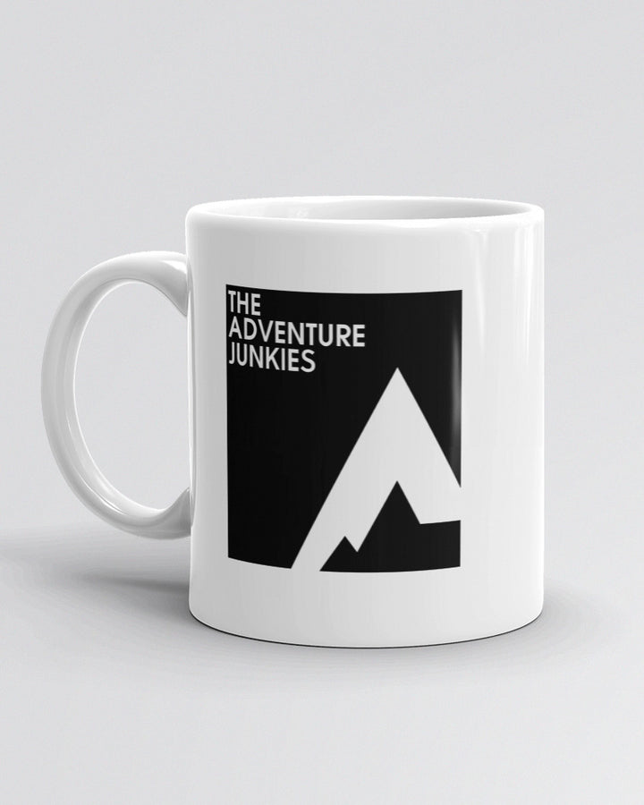 The Adventure Junkies Summit Mug