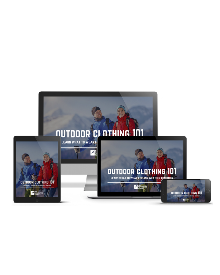 Outdoor Clothing 101 - Video Course