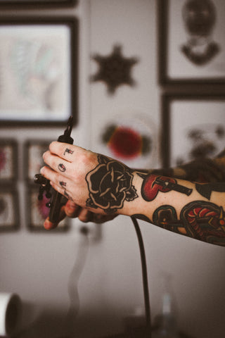 Tattoo Fading: The Reasons Why and How to Prevent It – Wicked Skin