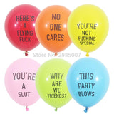 Funny Whatever Balloons