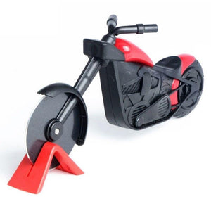 Pizza Cutter Bike