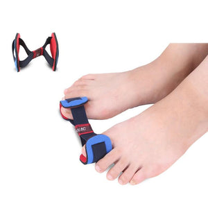 Elastic Big Toe Stretcher