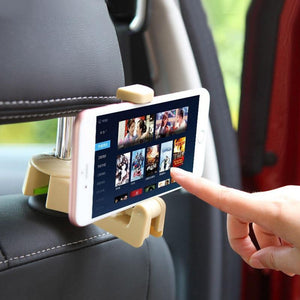 Headrest Hanger Phone Holder
