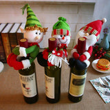 Wine Christmas Friends