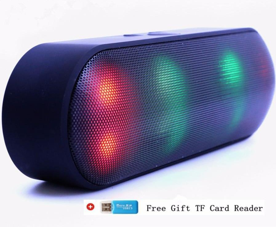 Portable LED Wireless Speaker - HYGO Shop