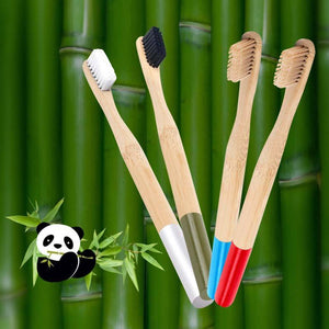 Bamboo Toothbrush - HYGO Shop
