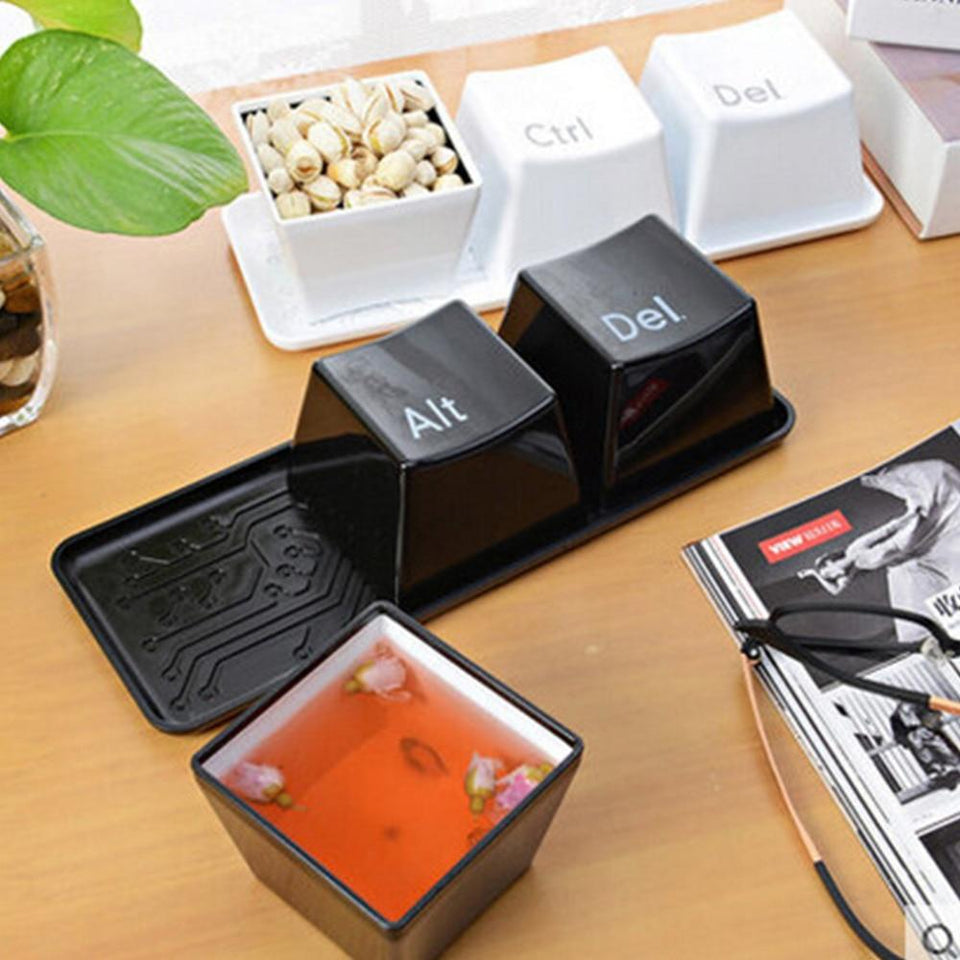 CTRL ALT DEL Dishes - HYGO Shop