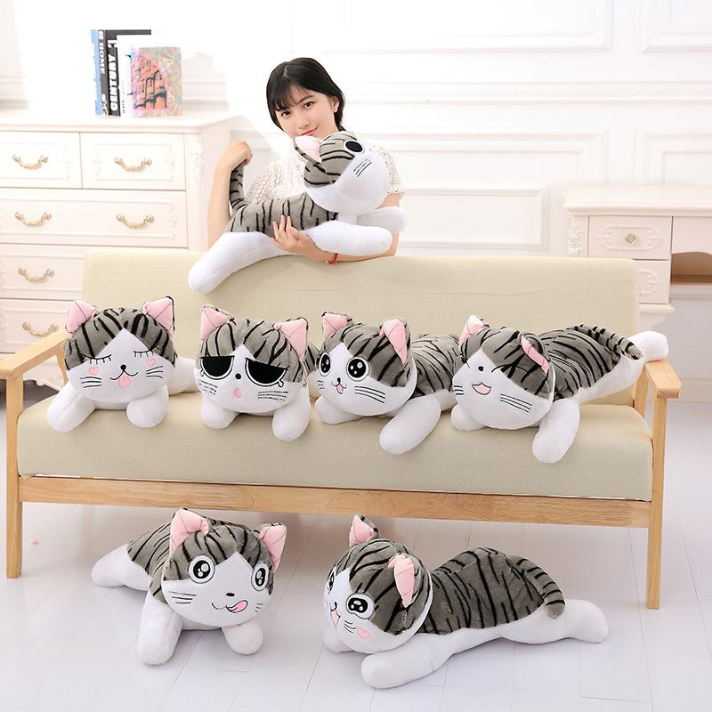 Cartoon Cat Plushie - HYGO Shop