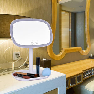 Adjustable Glow Mirror