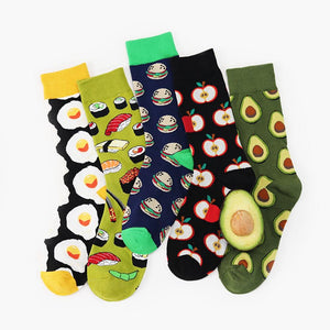 Fun Foodie Socks