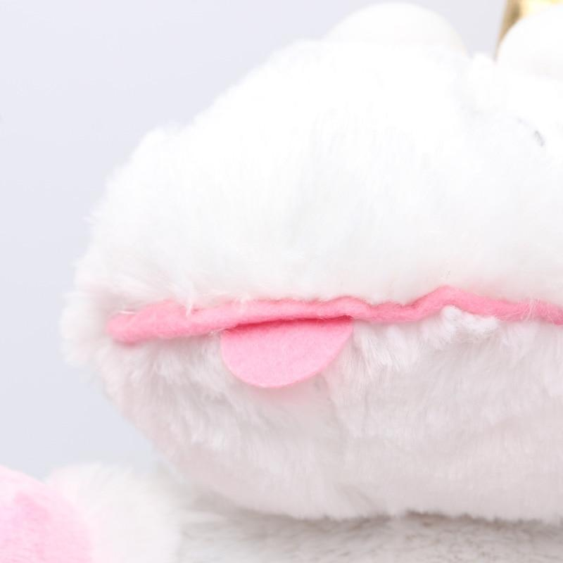 Fluffy Unicorn Plush - HYGO Shop