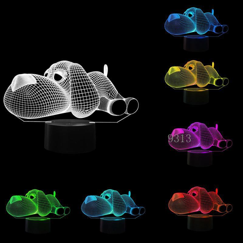 3D Doggy Light - HYGO Shop
