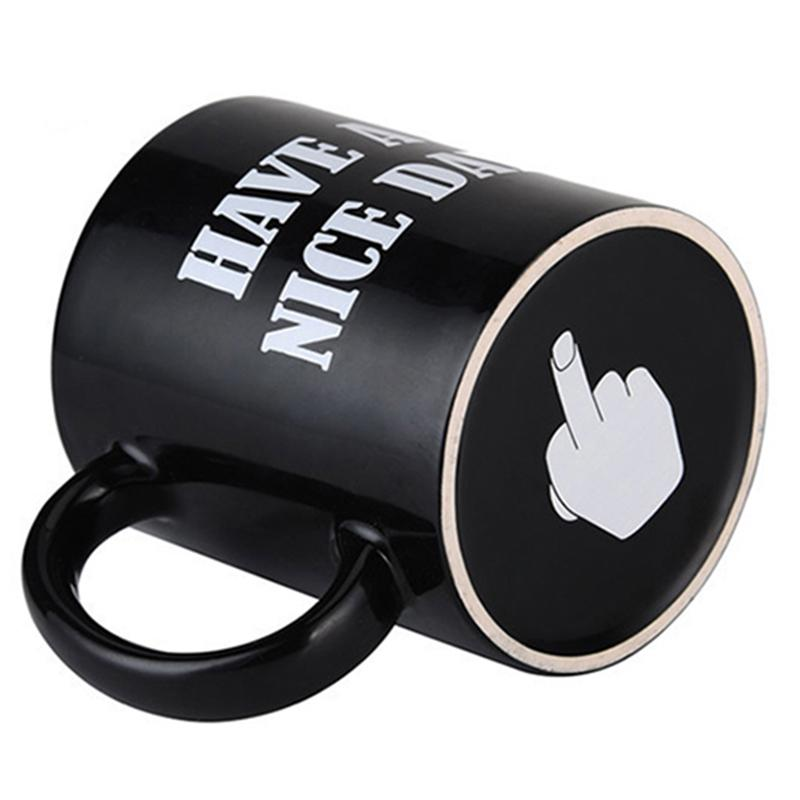 Middle Finger Mug - HYGO Shop