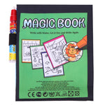 Magic Rainbow Coloring Book - HYGO Shop