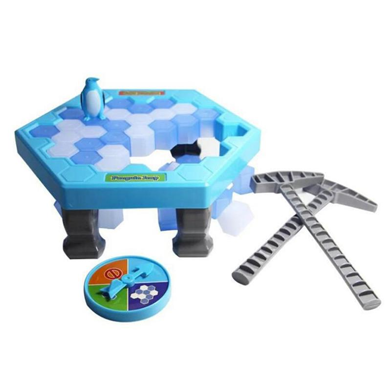Mini Ice Breaking Penguin Trap Game - HYGO Shop