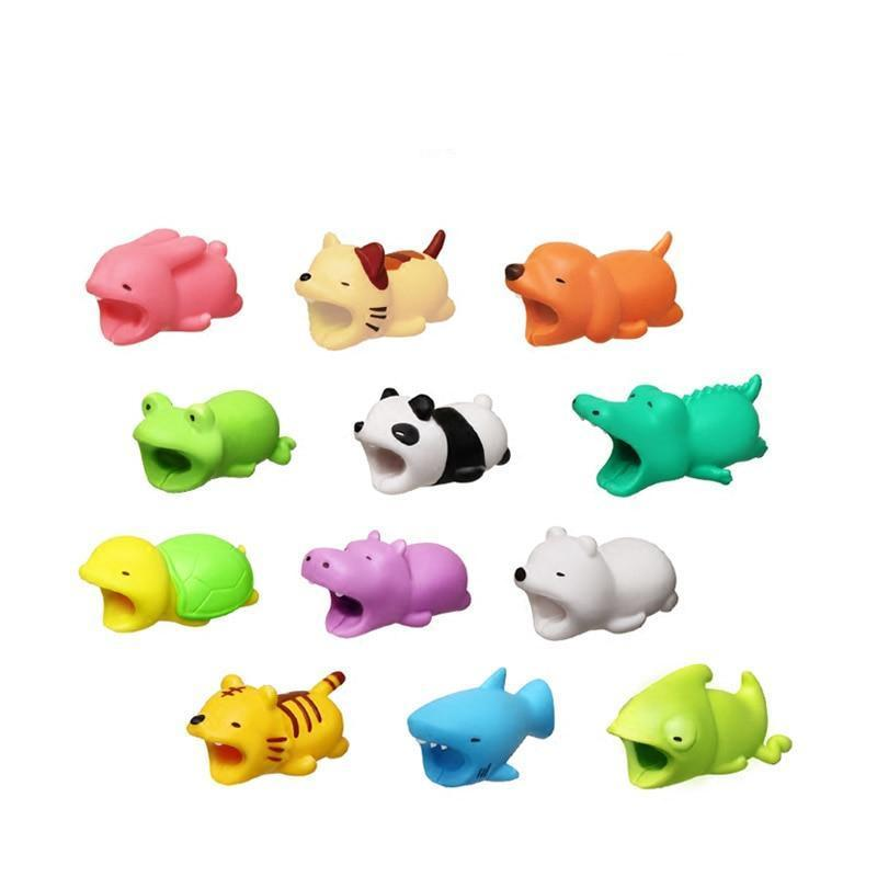 Chompy Animals Cord Protector - HYGO Shop