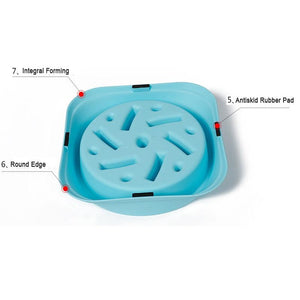 Anti-Choke Pet Bowl - HYGO Shop