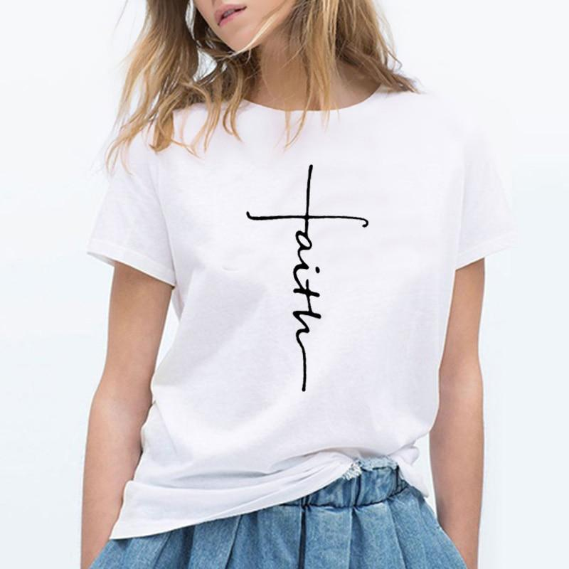 Faith T-Shirt - HYGO Shop