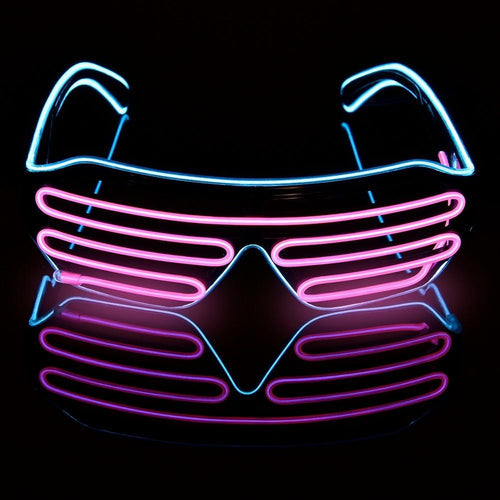 LED Glasses Light Up Shades - HYGO Shop