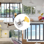 Window Guard (8PCS/4Sets )