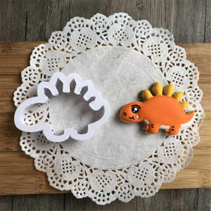 Jurassic Cookie Cutter