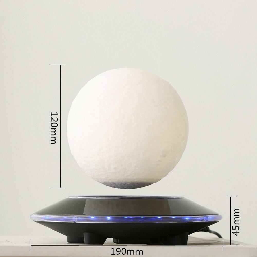 Levitating Moon Lamp - HYGO Shop