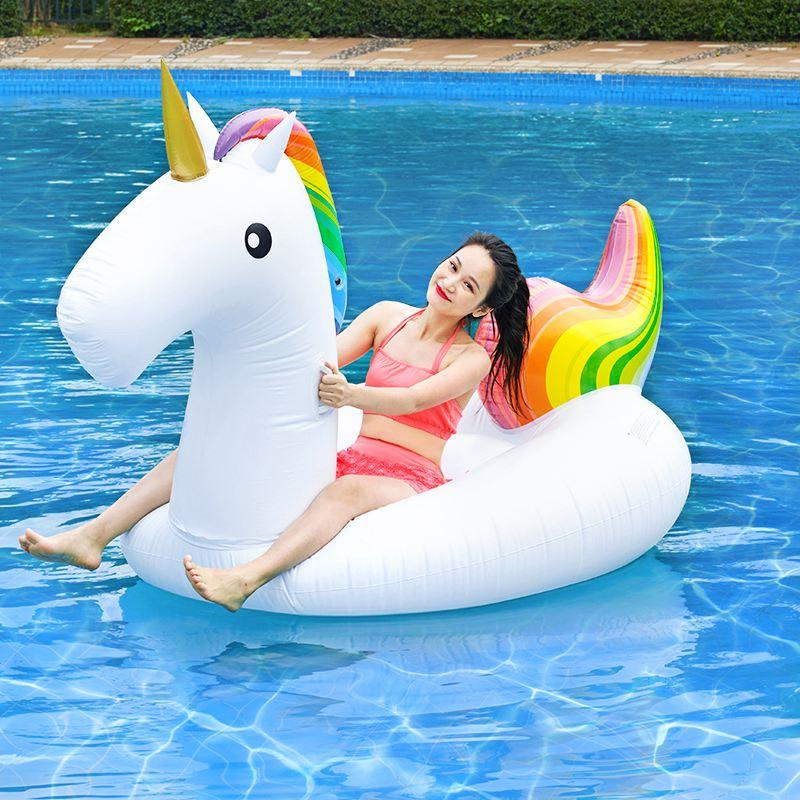 Giant Unicorn Inflatable Float - HYGO Shop
