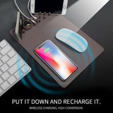 Magic Wireless Charge Mouse Pad