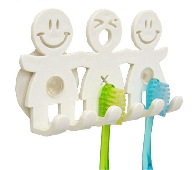 Artistic Toothbrush Holder