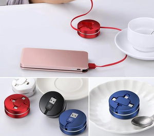 Retractable Charger