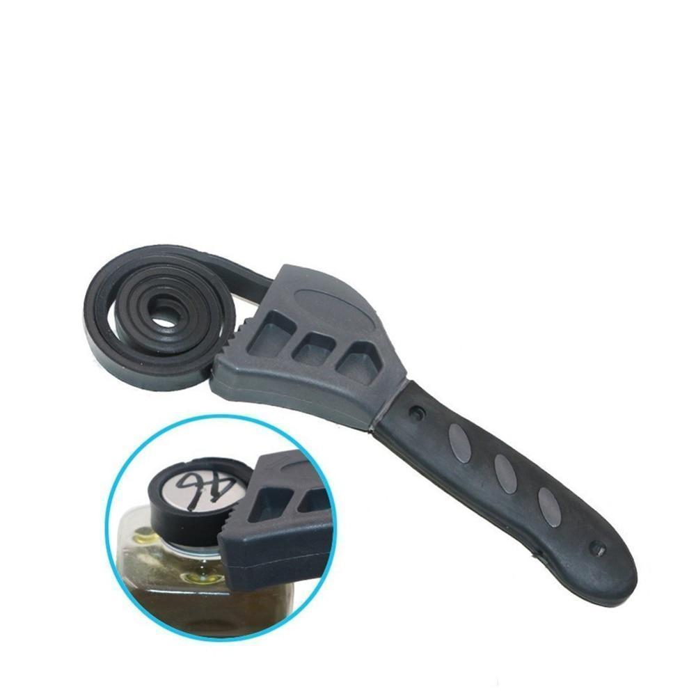 Adjustable Rubber Strap Wrench