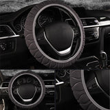 Cushioned Steering Wheel Cover
