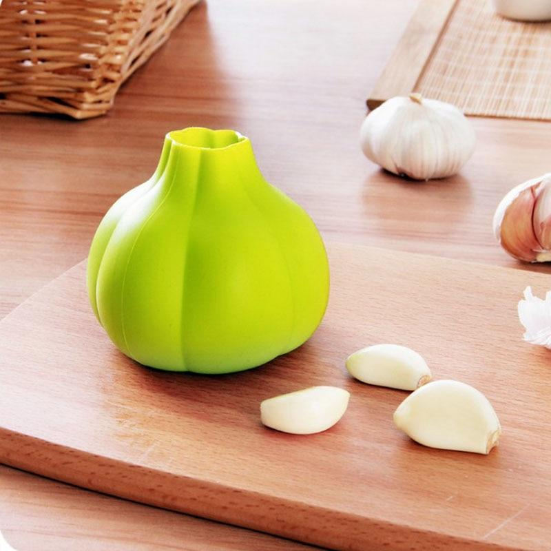 Easy Peeling Garlic Popper